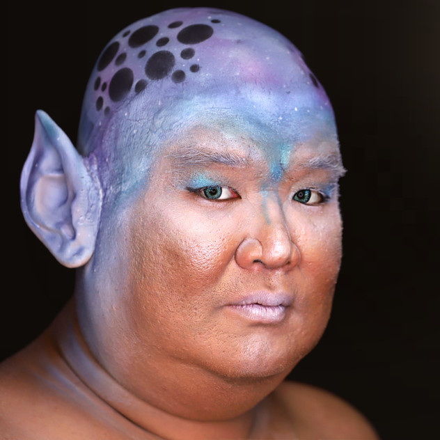 Special Effect & Airbrush Makeup