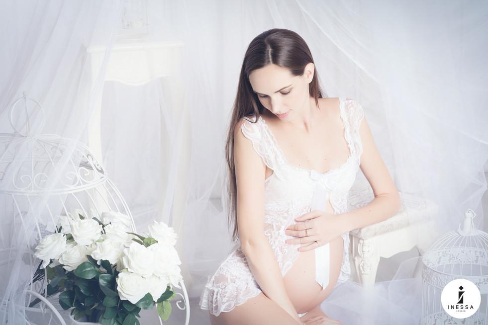 Maternity Hair and Makeup