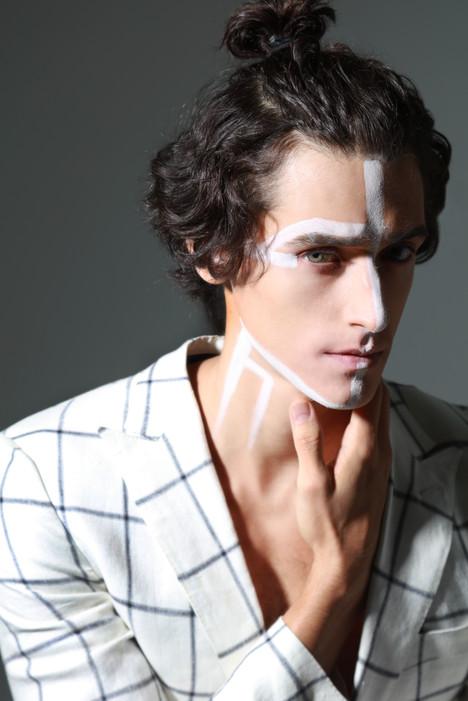 Mens Fashion Makeup Singapore