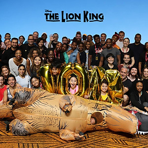 The Lion King (July to Sep 2018)