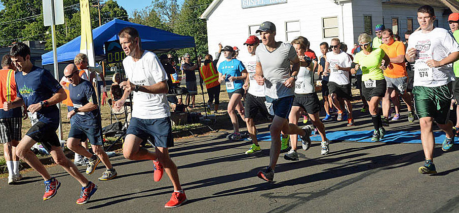 Forest Grove Lions 10k and 5k run and walk