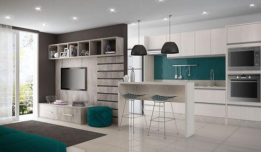 moveis planejados home cozinha