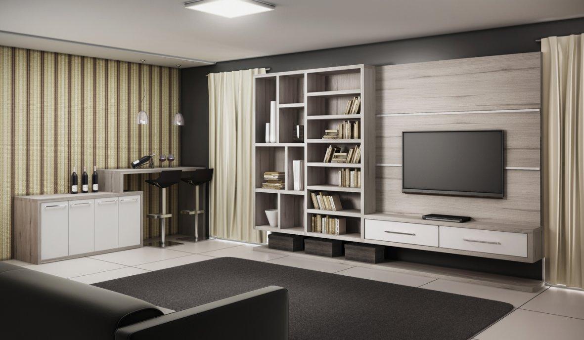 moveis planejados sala