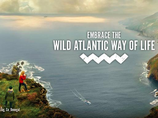 €500K Wild Atlantic Way Advertising Blitz To Boost Visitor Numbers Beyond Summer