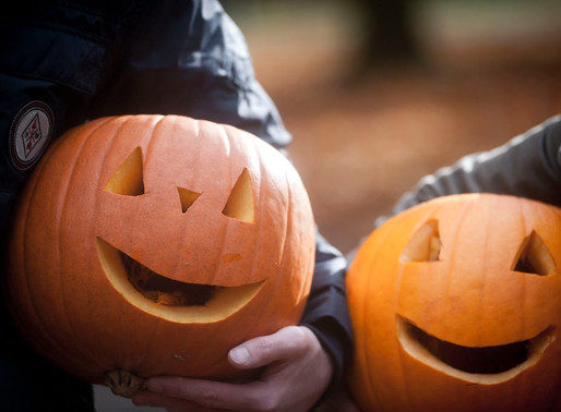 Telling the world that the island of Ireland is the true 'Home of Halloween'