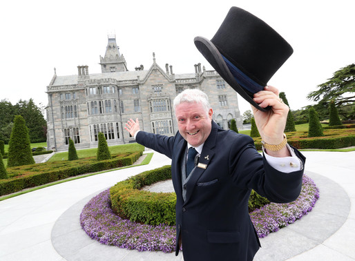Adare Manor Welcomes First Guests Back on July 30th