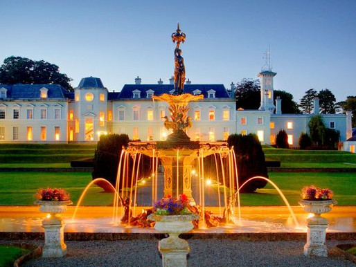 Kildare Hotels Offer Halloween Family Escapes