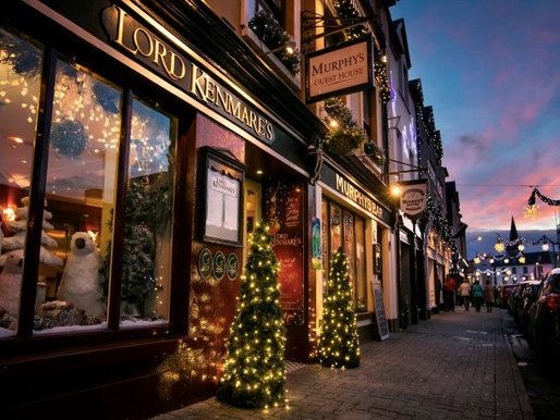 Tourism Ireland Encourages Tourism Industry To Share Christmas Content