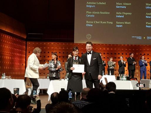 Irish Sommeliers Represent at World Contest