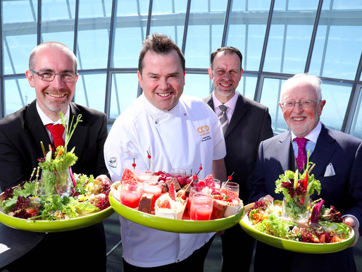 The Convention Centre Dublin Extends Partnership with Fitzers Catering