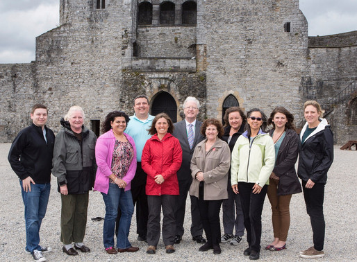 American Travel Professionals Check Out The Island of Ireland