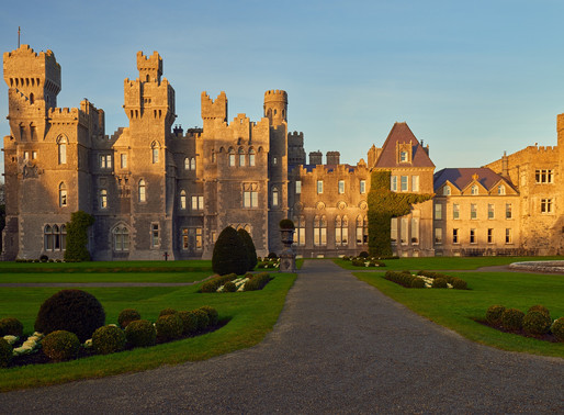 Tourism Ireland welcomes news that Ashford Castle is named number one resort hotel in UK and Ireland