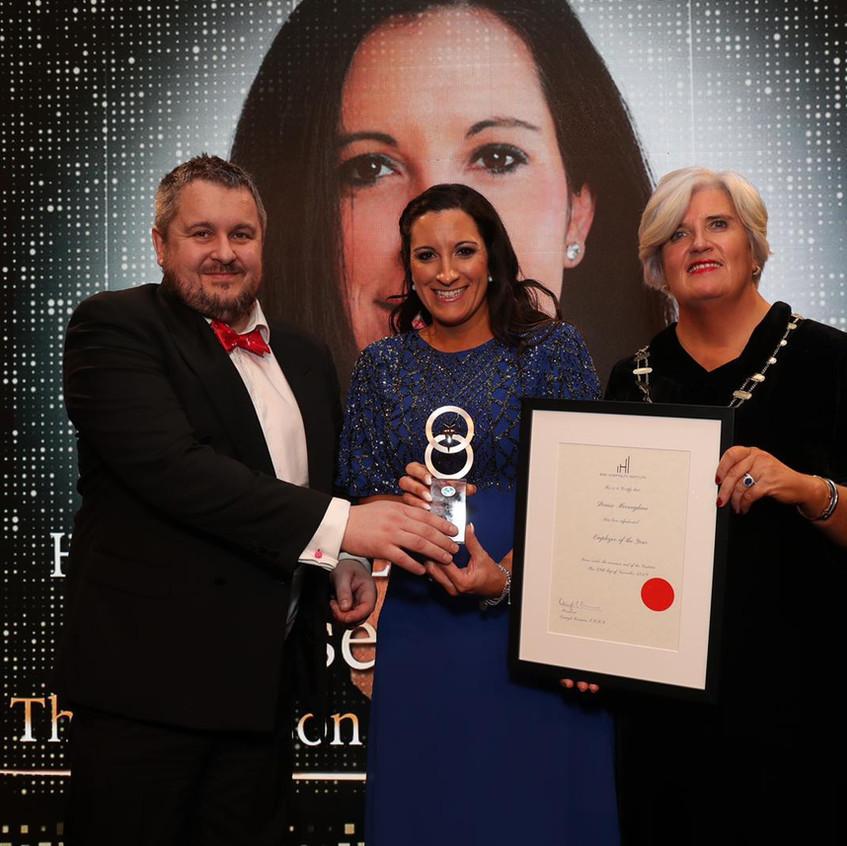Denise Meenaghan, Radisson Blu Hotel & S