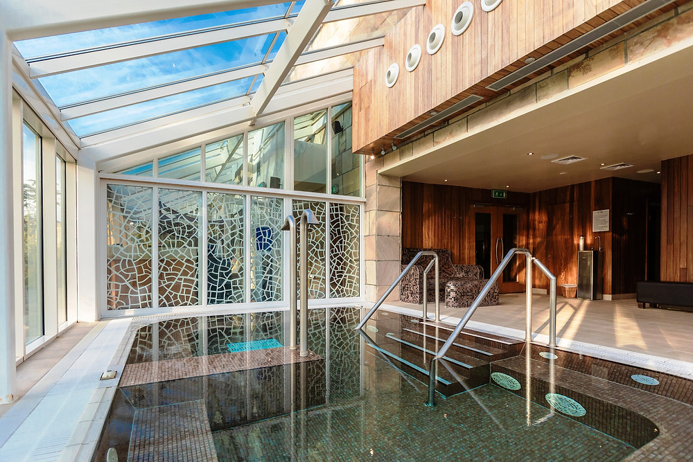 Spa at Lough Eske Castle Hotel