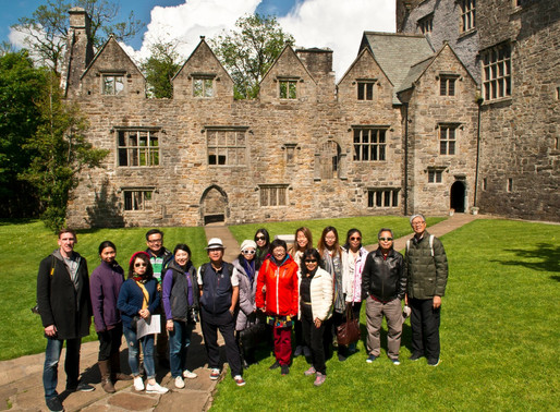 First Ever Visit By Hong Kong Travel Agents To The Island of Ireland