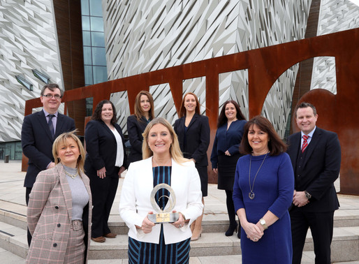 Titanic Belfast Named First In Ireland