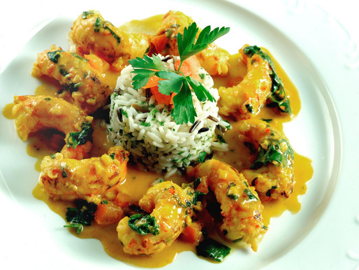 Roly's Bistro launches fresh Dublin Bay Prawn Festival…Go on treat yourself…