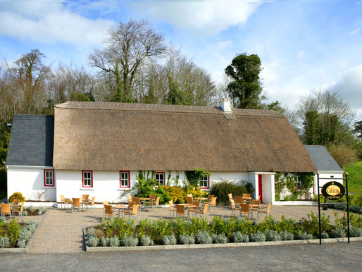 CULLEN'S AT THE COTTAGE  REOPENS AT ASHFORD CASTLE