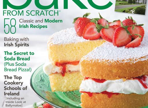 Ireland's Culinary Scene Showcased In Popular US Baking Magazine