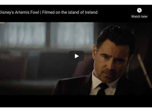 New Tourism Ireland film celebrates Northern Ireland's connections with Disney's latest release, Art