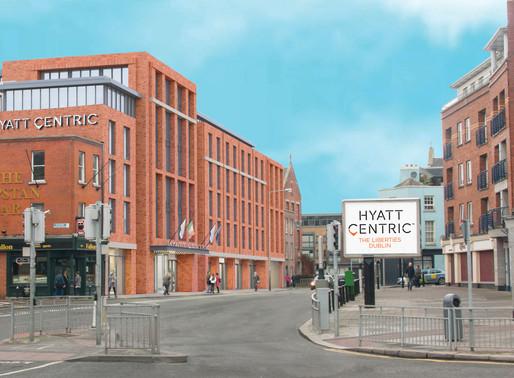 Management Team of New Hyatt Centric The Liberties Dublin Takes Shape