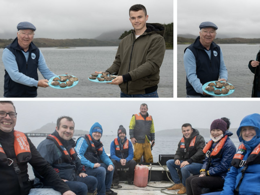BIM and Chef Network partner up in a tour of Connemara's Seafood Highlights