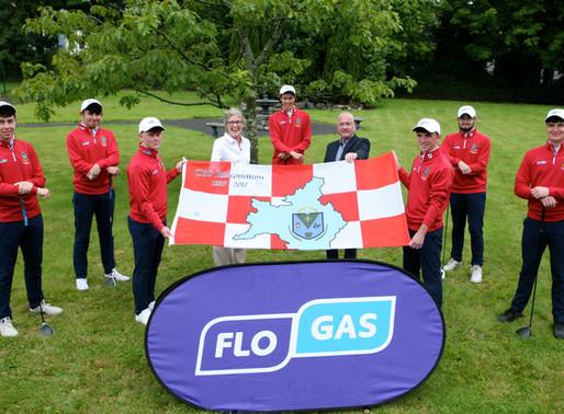 Flogas sponsors Connacht golf champions for 2020 Irish Schools Senior Championship Golf Finals