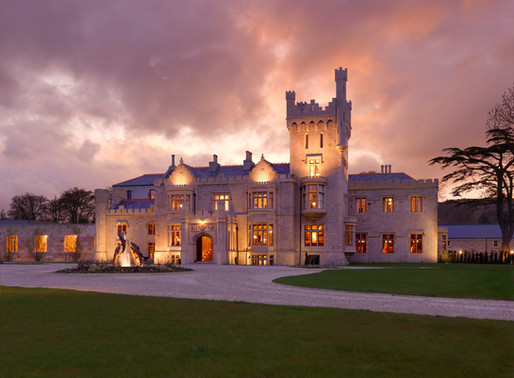 "Lough Eske Castle Celebrates 2 AA Rosettes, And Their ""GOURMET GETAWAY"" Package Is The Ideal Way To"