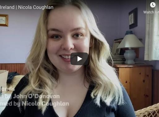 Derry Girls star Nicola Coughlan stars in new Tourism Ireland film showcasing Ireland