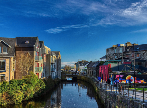 Tourism Ireland Welcomes News That Galway And Dublin Are Voted Friendliest Cities In Europe