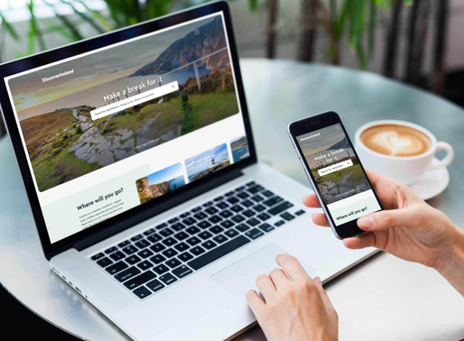 Fáilte Ireland Launches New DiscoverIreland.ie Website