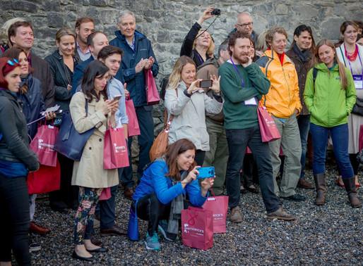 Kilkenny hosts the Travel Classics International Writers Conference