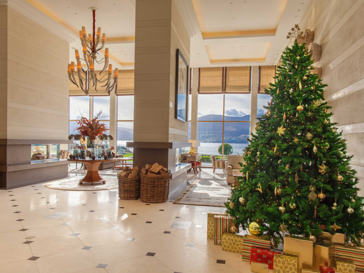 Give The Gift Of Luxury This Christmas, With The Europe Hotel & Resort