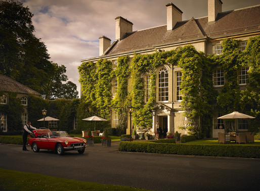 Fall Into Autumn At The Historic 5 Star Mount Juliet Estate