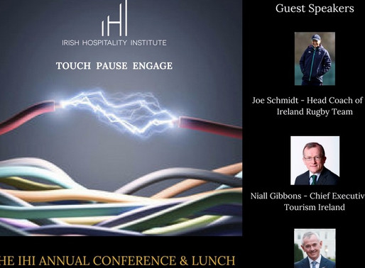 It's The IHI Annual Conference and Lunch! Are You Attending?
