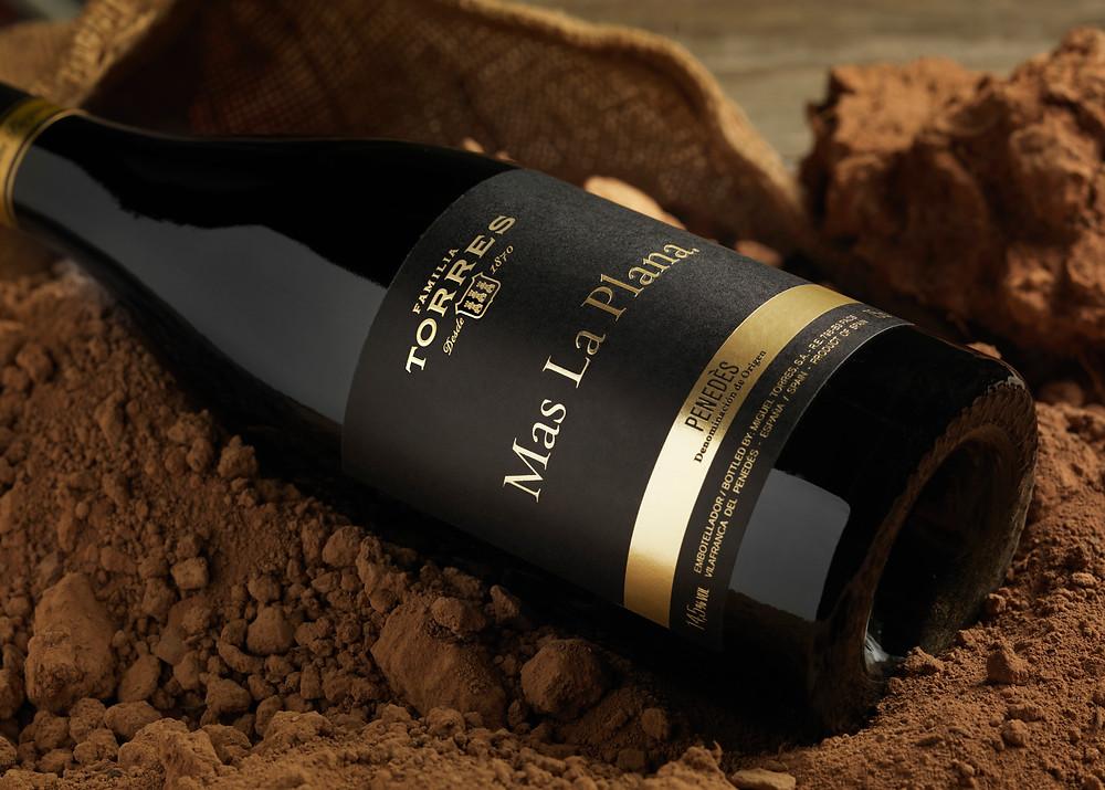 Mas La Plana wine