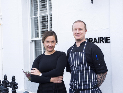 BLACK CAT, SALTHILL, CO. GALWAY WINS RESTAURANT OF THE MONTH