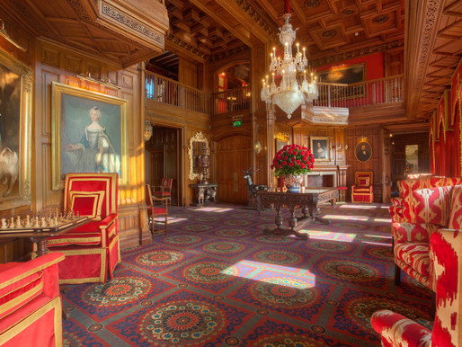 Ashford Castle Recognised At Inaugural Chad Clark Certified 25 Awards