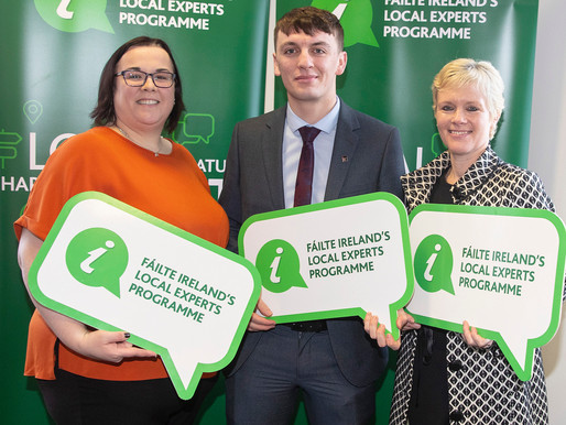 Local Experts Attend Fáilte Ireland's KNOW Limerick Programme