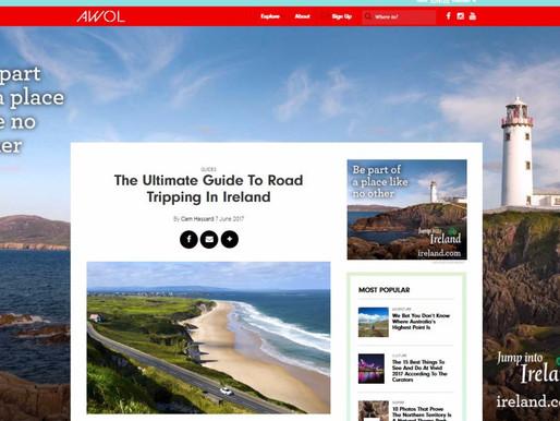Calling Australian Millennials! Tourism Ireland Teams Up With AWOL In Australia