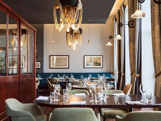 Enjoy A Gourmet Getaway At Belfast's Titanic Hotel