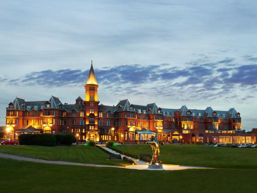 Slieve Donard Named Northern Ireland's Best Golf Hotel