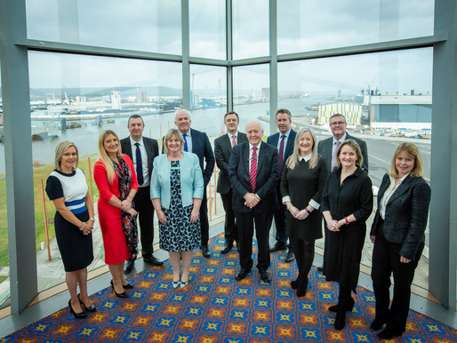 TITANIC BELFAST AMONG WINNERS AT BEST-PERFORMING COMPANIES CONFERENCE