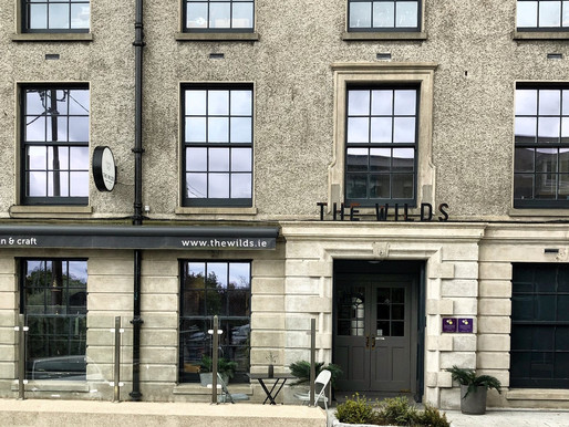 THE WILDS AWARDED BORD BIA JUST ASK RESTAURANT OF THE MONTH