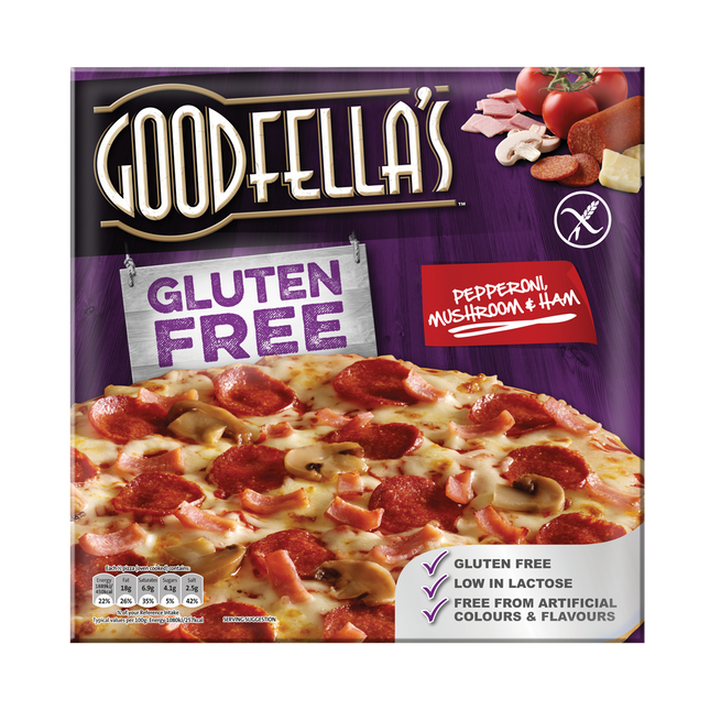 Nomad Foods To Acquire Goodfellas Pizza Irelands No 1
