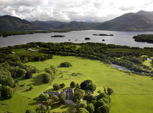 Restore and Explore in the Kingdom - Cahernane House Hotel Killarney