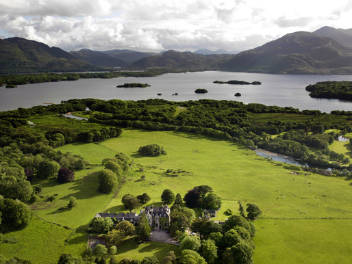 Restore and Explore in the Kingdom - Cahernane House Hotel Killarney