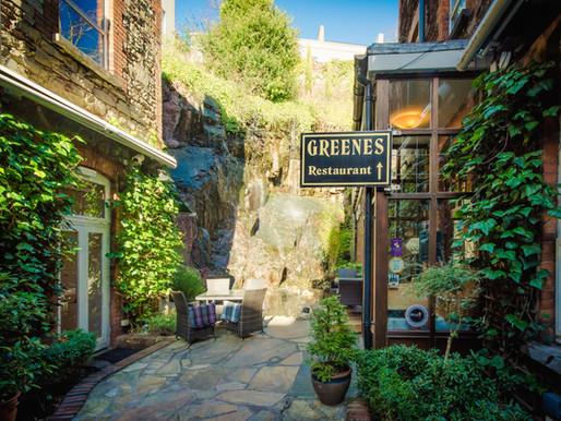 Greenes Restaurant win Best Cork Restaurant