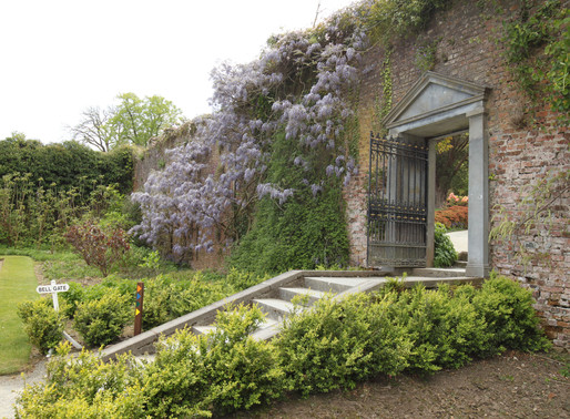 Mount Congreve Gardens a free day out for Grandparents