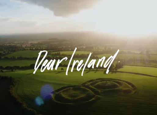 Tourism Ireland Teams Up With Abbey Theatre To Share 'Theatrical Postcards' From Ireland